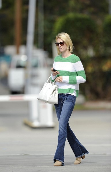 More Pics of January Jones Leather Tote (1 of 11) - January Jones Lookbook - StyleBistro