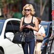 January Jones' Highwater Flares