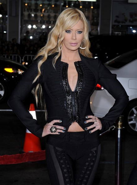 Jenna Jameson Cropped Jacket