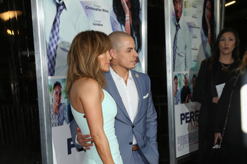 Jennifer Lopez Casper Smart Premiere of Lionsgate's 'The Perfect Match' - Red Carpet