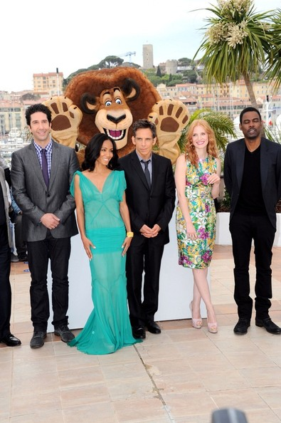 """""""Madagascar 3"""" Photocall in Cannes"""