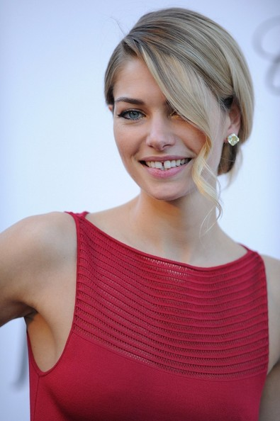 Jessica Hart Beauty