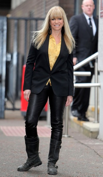 Jo Wood Leather Pants