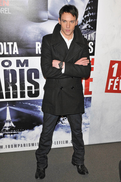 From paris with love premiere at the ugc normandie cinema