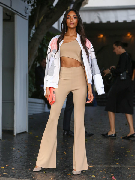 Jourdan Dunn Box Clutch