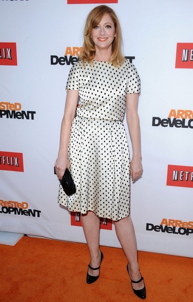 Judy Greer Clothes