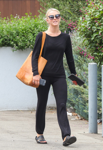 Julianne Hough Oversized Shopper Bag