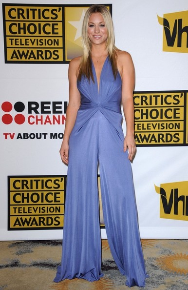Kaley Cuoco Jumpsuit