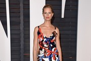 Karolina Kurkova Beaded Dress