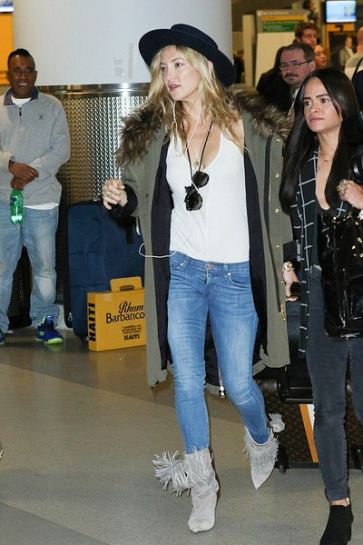 Kate Hudson Ankle Boots