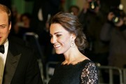 Kate Middleton Little Black Dress