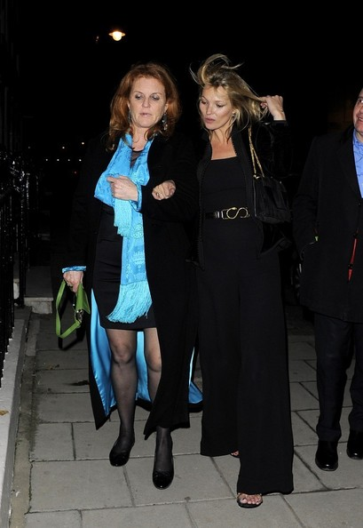 More Pics of Kate Moss Jumpsuit (4 of 29) - Kate Moss Lookbook - StyleBistro