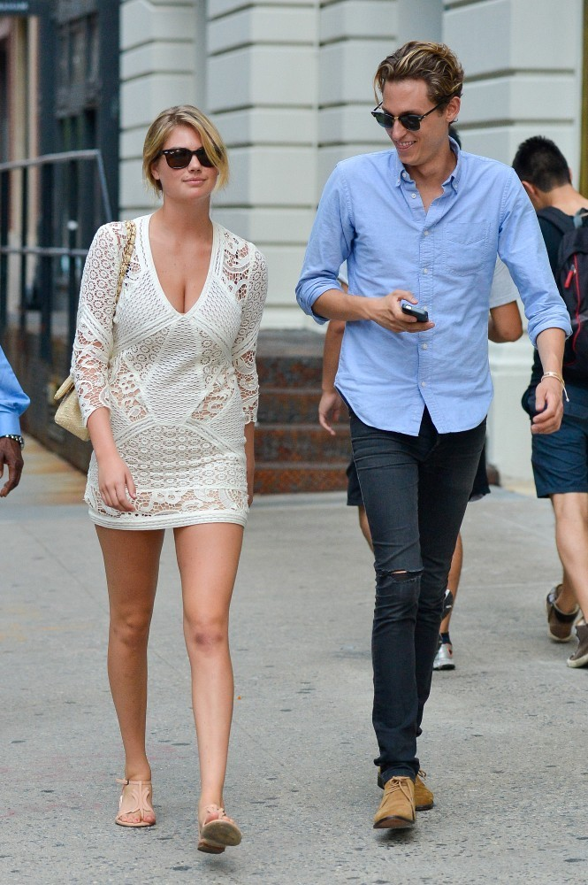More Pics Of Kate Upton Mini Dress 23 Of 31 Kate Upton Lookbook Stylebistro