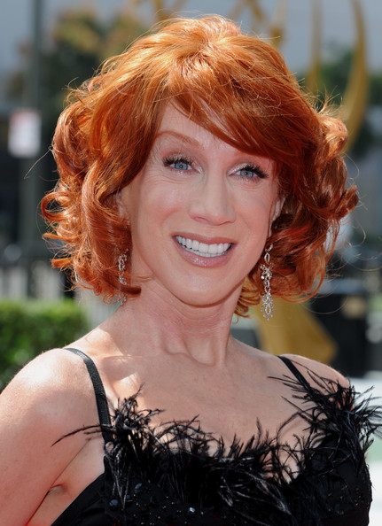 Kathy Griffin Curled Out Bob []