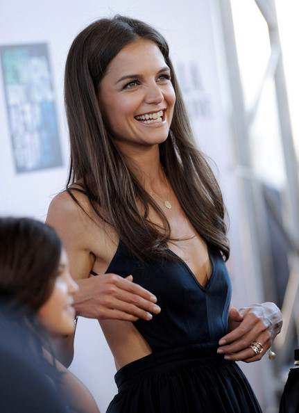 Katie Holmes Stackable Rings