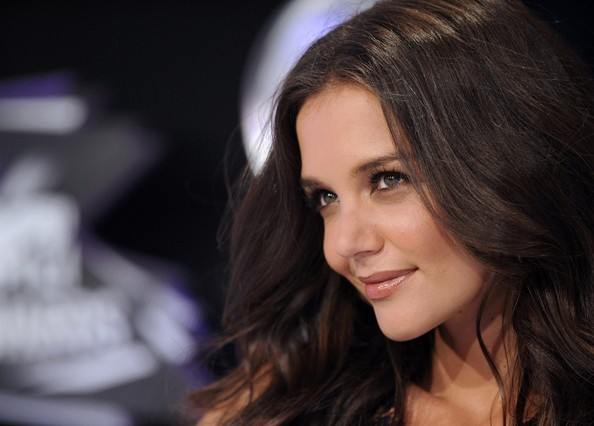 Katie Holmes Beauty. 2011 MTV Video Music Awards.Nokia Theatre L.A. Live, ...