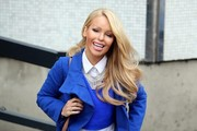 Katie Piper Wool Coat