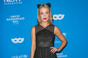Katrina Bowden Fishtail Dress