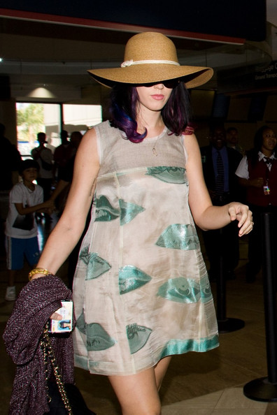 Katy Perry Straw Hat []