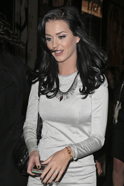 Katy Perry Diamond Chandelier Necklace []