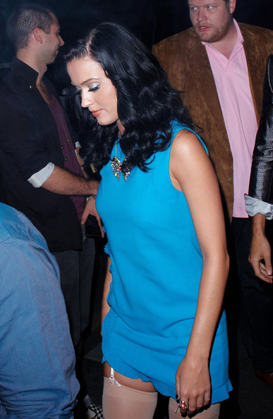 Katy Perry Mini Dress []