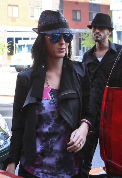 Katy Perry Motorcycle Jacket []