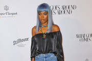 Keke Palmer Off-the-Shoulder Top