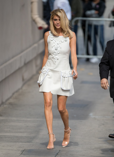 Kelly Rohrbach Mini Dress