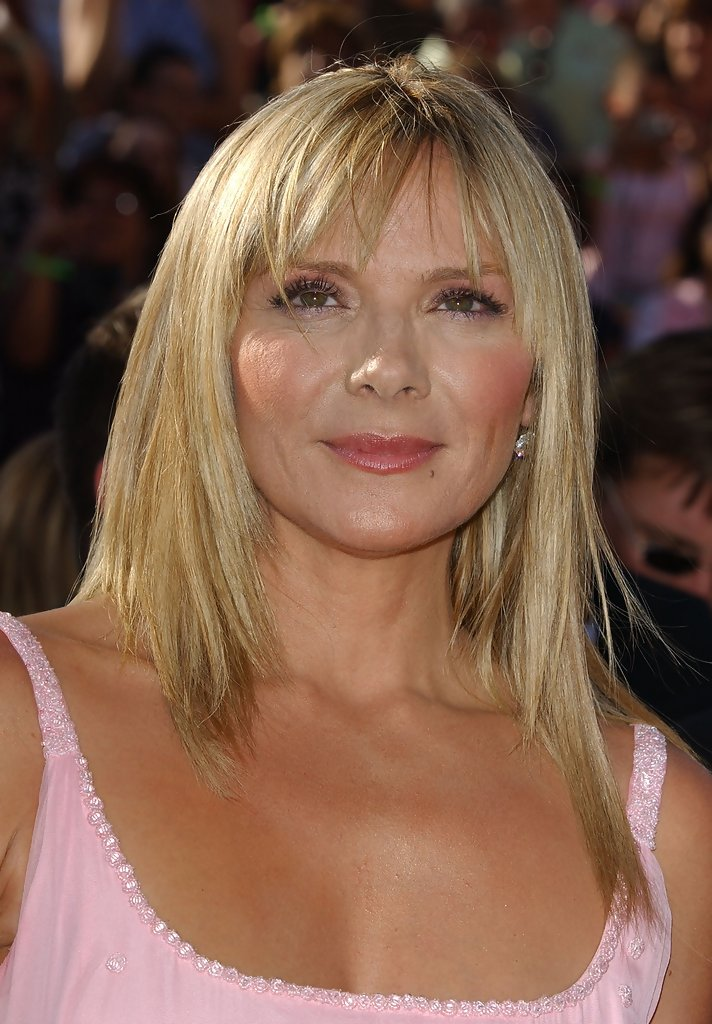 kim cattrall diet and workout