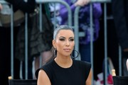 Judge Kim Kardashian Presides at 'Project Runway'