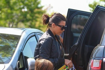 Kim Kardashian Mason Disick Kim Kardashian Goes to the Movies