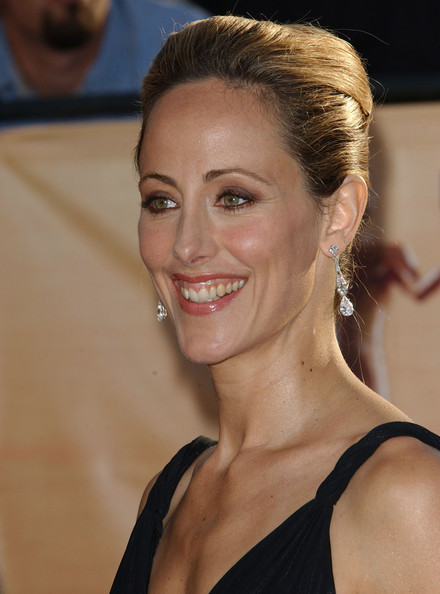 Kim Raver French Twist