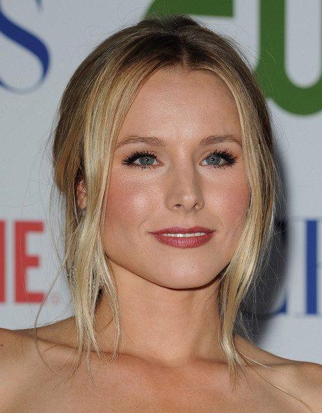 Kristen Bell False Eyelashes
