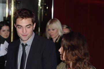 Kristen Stewart Robert Pattinson Twilight Saga: Breaking Dawn Part 2 - UK Premiere