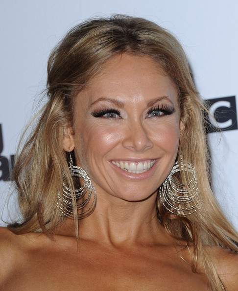 Kym Johnson Sterling Hoops