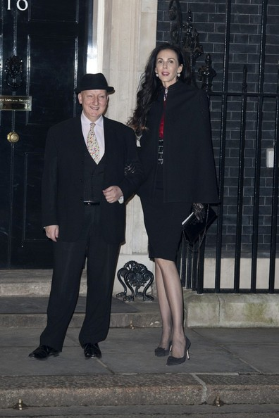 Downing Street Reception in London
