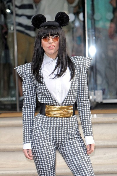 Lady Gaga Oversized Belt