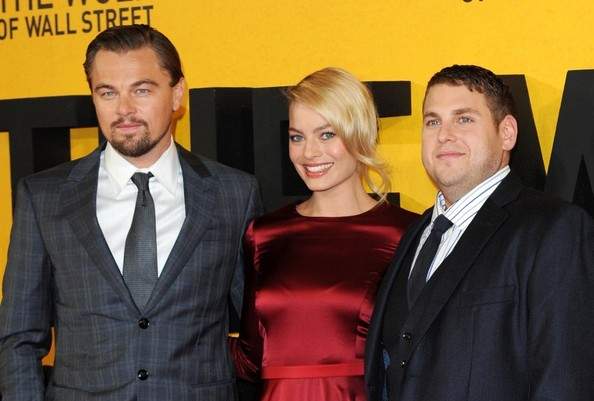 'The Wolf of Wall Street' Premieres in London
