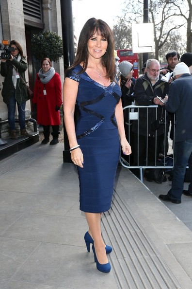 Linda Lusardi Bandage Dress