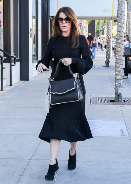 More Pics of Lisa Vanderpump Little Black Dress (5 of 7) - Dresses & Skirts Lookbook - StyleBistro