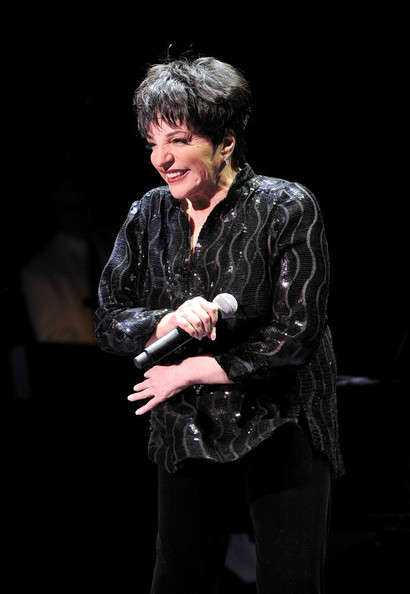 Liza Minnelli Button Down Shirt