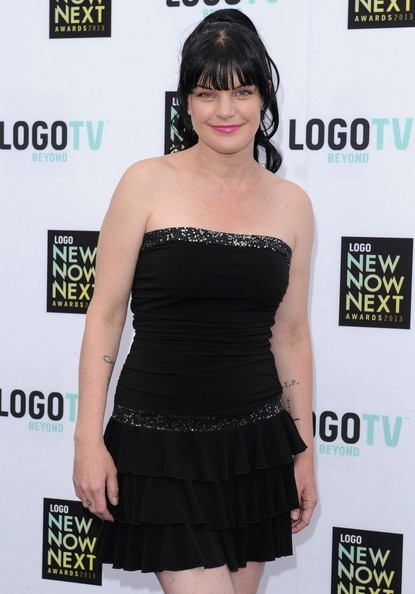 More Pics of Pauley Perrette Little Black Dress (1 of 5) - Pauley Perrette Lookbook - StyleBistro