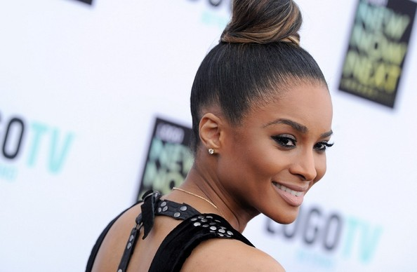 More Pics of Ciara Hair Knot (1 of 10) - Ciara Lookbook - StyleBistro