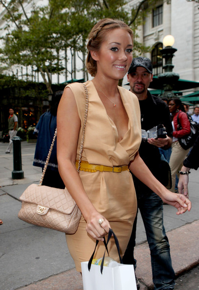 More Pics of Lauren Conrad Leather Belt (1 of 2) - Lauren Conrad Lookbook - StyleBistro