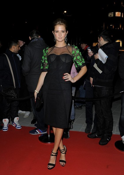 More Pics of Millie Mackintosh Corset Dress (1 of 9) - Millie Mackintosh Lookbook - StyleBistro