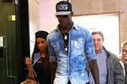 Mario Balotelli Ripped Jeans