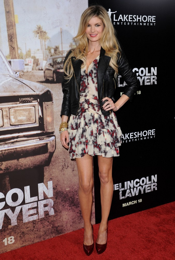 Marisa Miller Leather Jacket Marisa Miller Looks