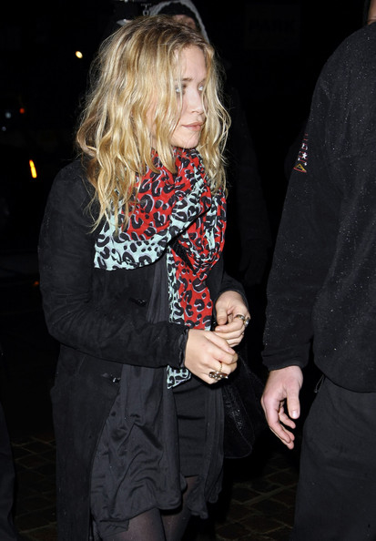 Mary-Kate Olsen Accessories