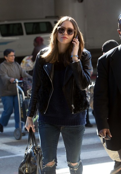 More Pics of Katharine McPhee Ripped Jeans (2 of 22) - Katharine McPhee Lookbook - StyleBistro