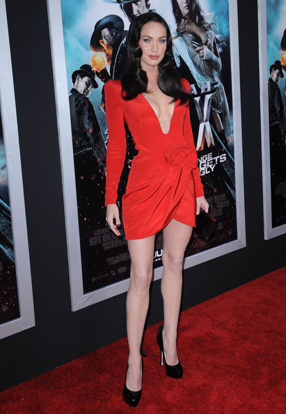 Megan Fox Dress. Megan Fox Cocktail Dress